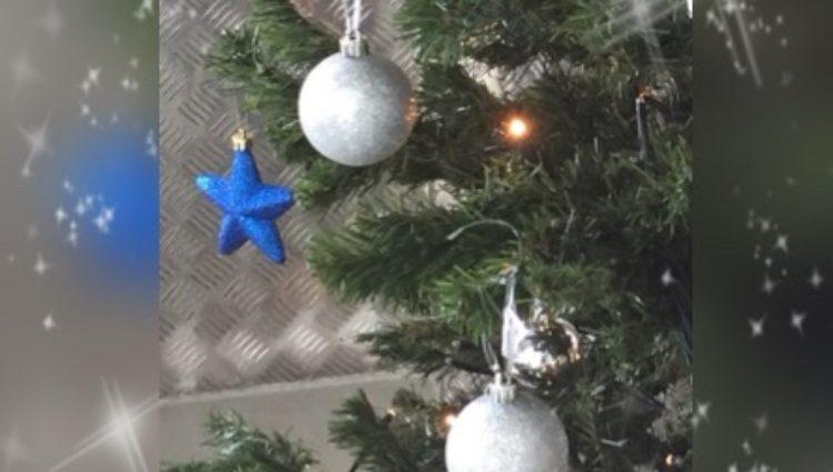 Guardar los Adornos Navideños un año más