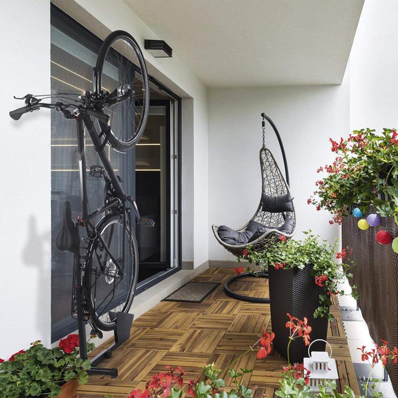 Como guardar bicicletas en exteriores y terrazas Espaciogeo