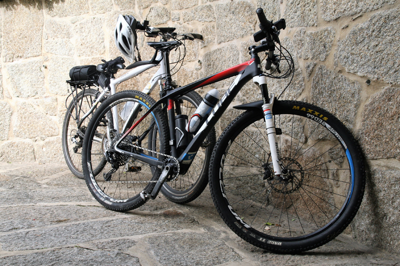 Como guardar bicicletas en poco espacio Espaciogeo