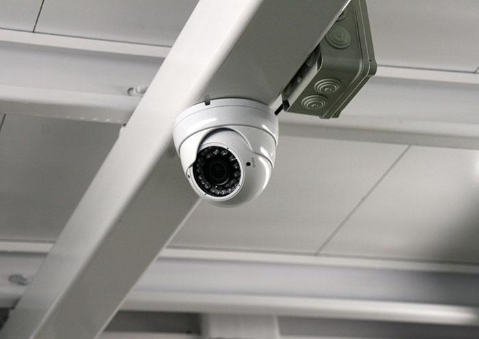 Seguridad y Vigilancia en tu trastero de Espaciogeo