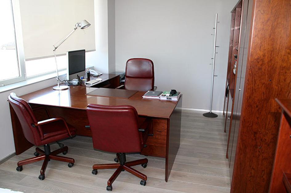 Alquiler Despacho doble coworking Espaciogeo Vigo