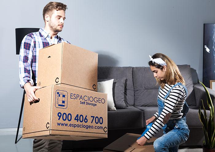 Alquiler de trasteros para tu mudanza en Vigo