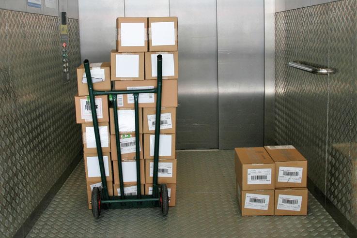 Almacenaje de stock Espaciogeo Vigo
