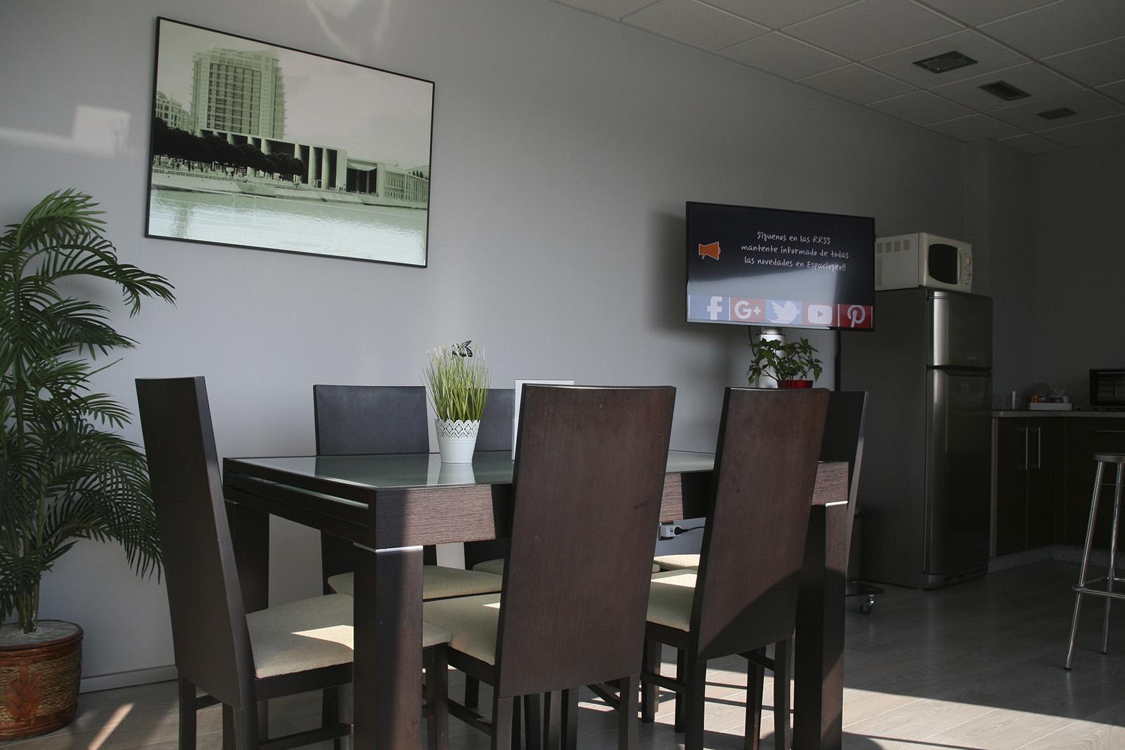 Office para clientes en Espaciogeo Vigo