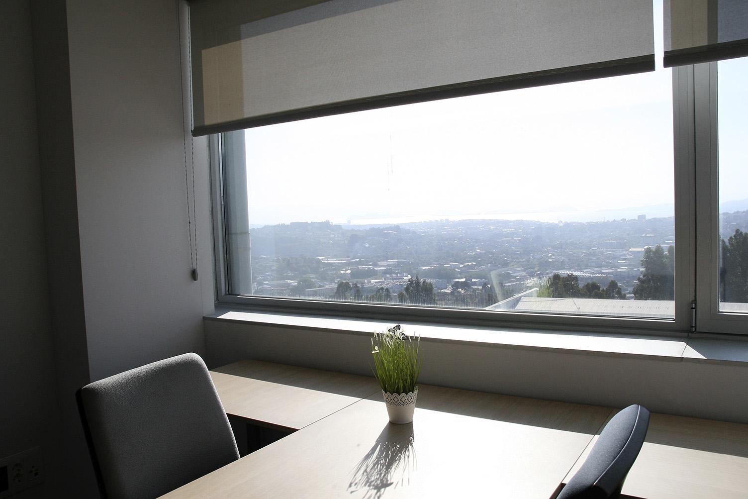 Despacho de uso doble en Espaciogeo Vigo