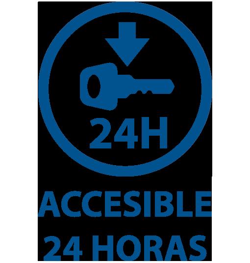 Accesible 24h / 365 días Espaciogeo Vigo