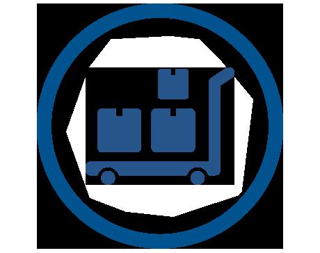 Almacenaje de mercancía de tránsito. Espaciogeo Vigo