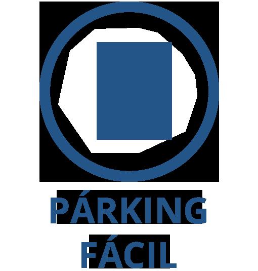 Parking fácil aparcamiento en Espaciogeo Vigo