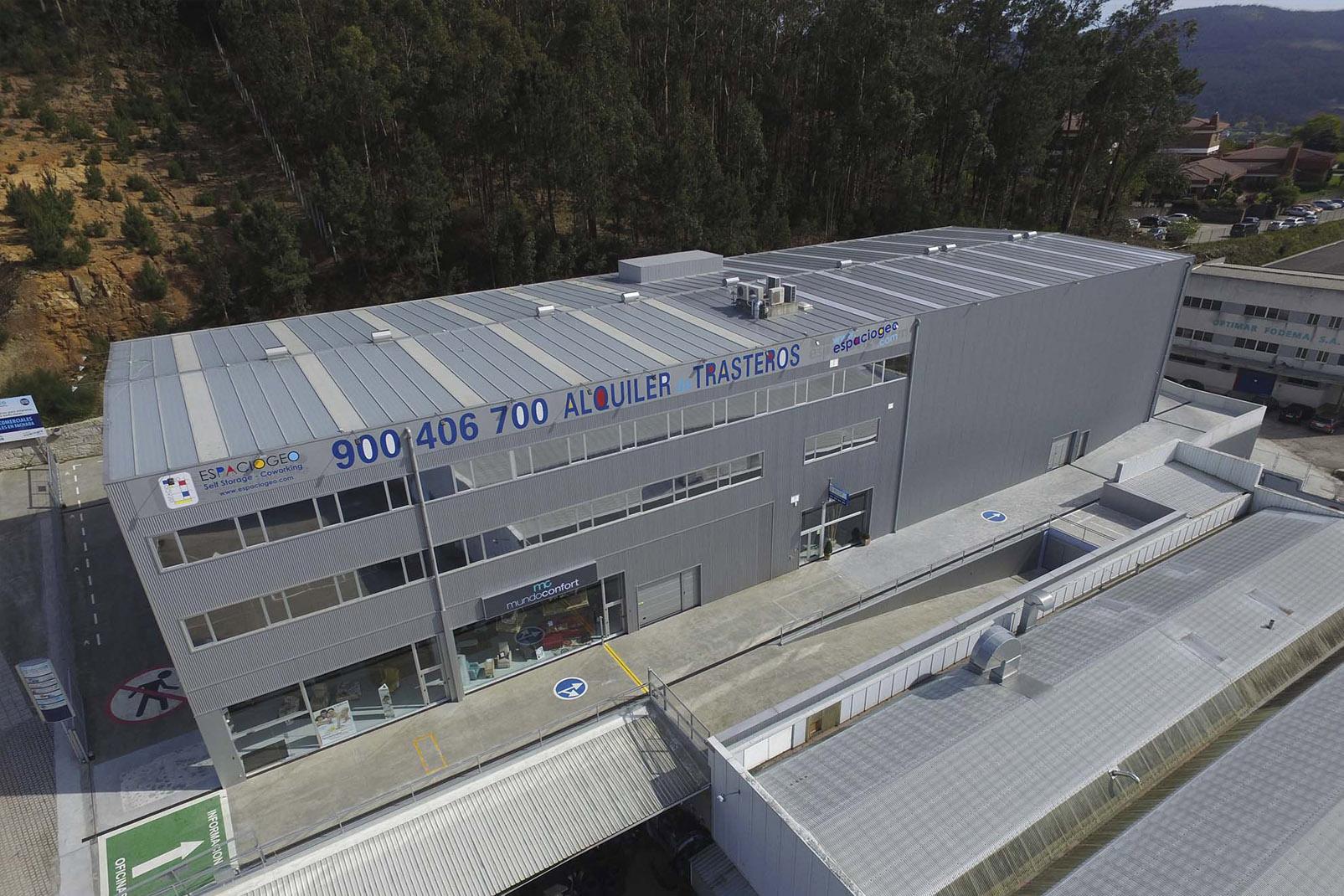 Instalaciones Nave Espaciogeo Vigo