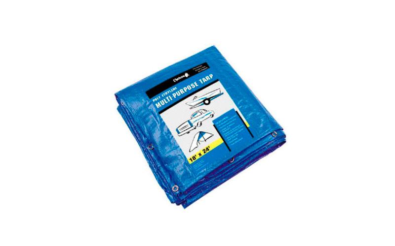 Material embalaje protector lona