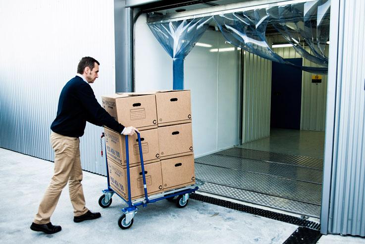 Servicios para almacenes Espaciogeo Vigo