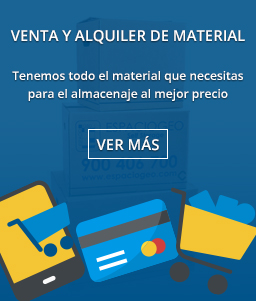 Venta y alquiler de material en Espaciogeo Vigo