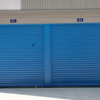 Almacenes exteriores para empresas Espaciogeo Vigo
