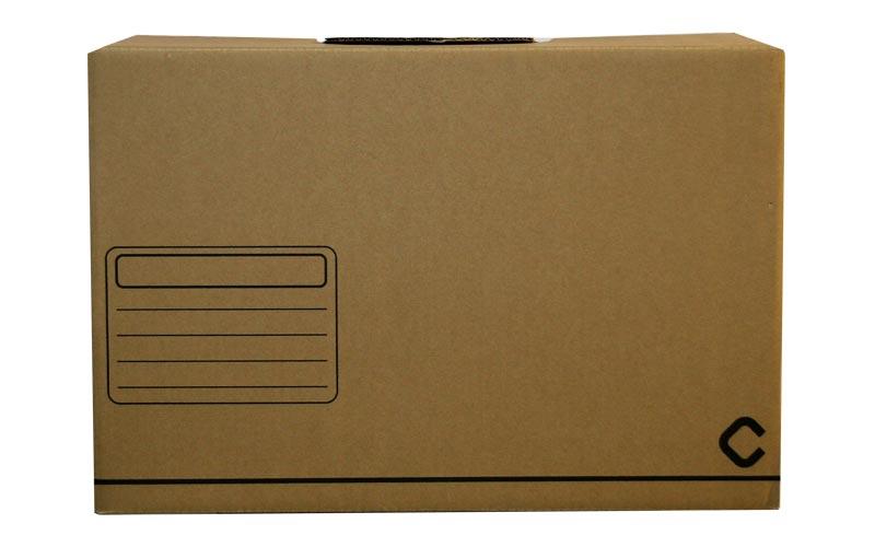 Comprar Caja de Cartón 112 L en Vigo