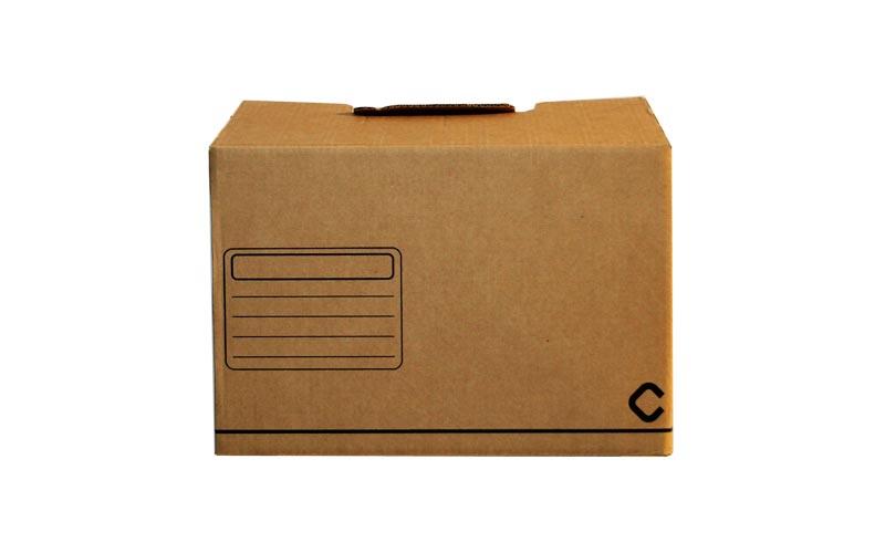Comprar Caja de Cartón 40L en Vigo