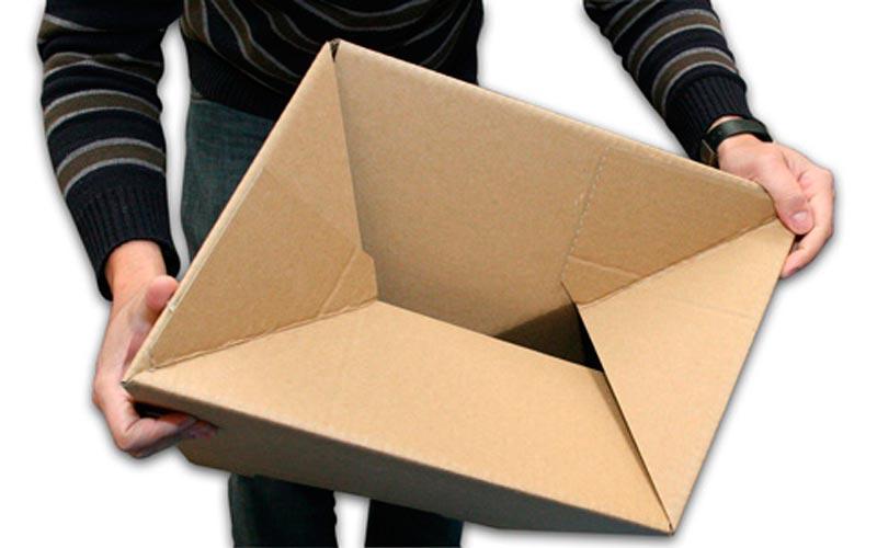 Comprar Cajas de Cartón reutilizables en Vigo