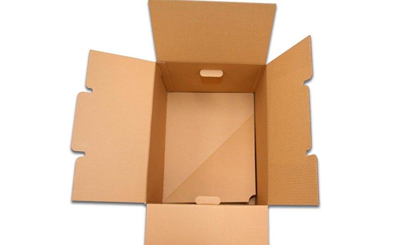 Cajas de Cartón pequeñas automontables