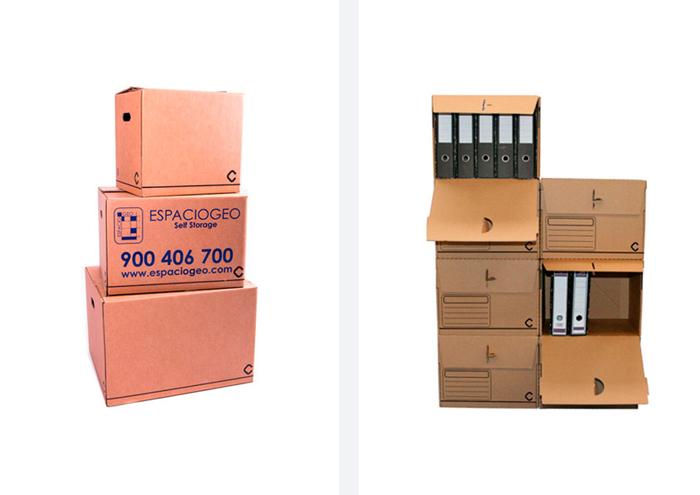 Comprar Cajas de Cartón de Varios Tamaños en Vigo