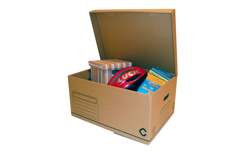 Comprar cajas de Cartón con Tapa en Vigo