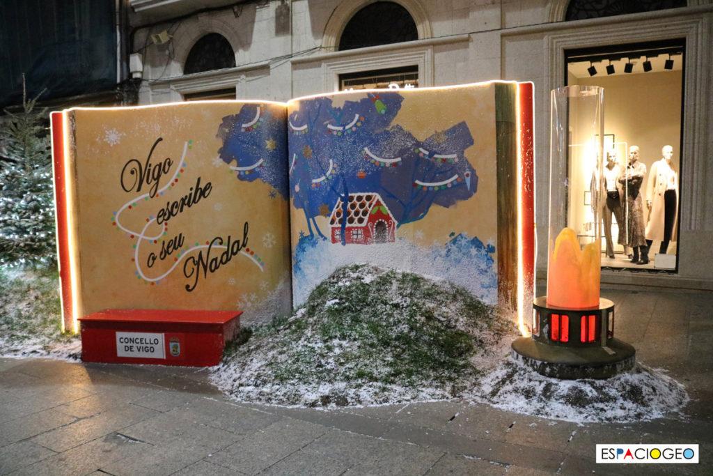 cuento de navidad en calle principe