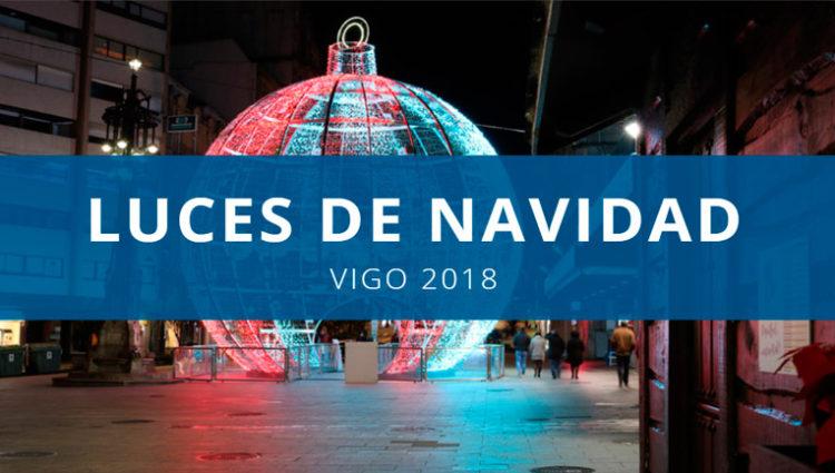 Luces de Navidad en Vigo 2018: Fotos y Adornos para Recordar