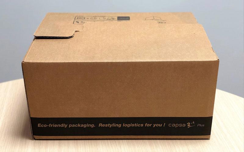Caja de cartón para envíos grande