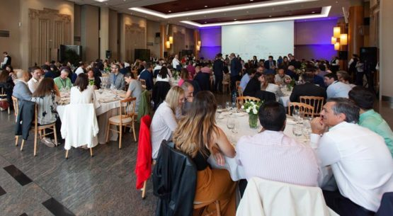 El Evento Solidario TOOLMAKER consigue hacer realidad el parque infantil del Hospital Álvaro Cunqueiro