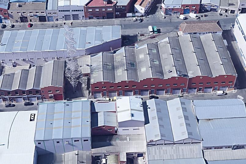 Calle Cenicientos. Alquiler de Suelo Industrial Espaciogeo