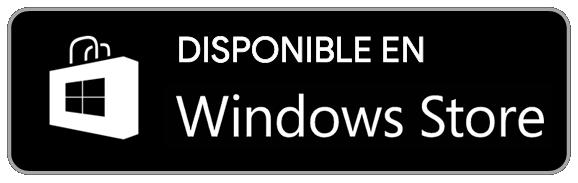 Disponible en Windows Store
