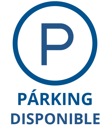 Parking disponible en Espacigeo