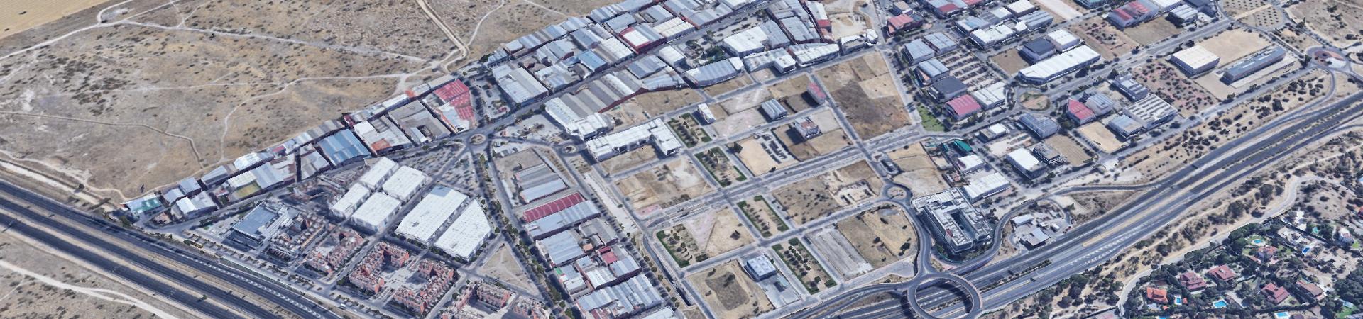 Alquileres Industriales Ventorro del Cano. Espaciogeo