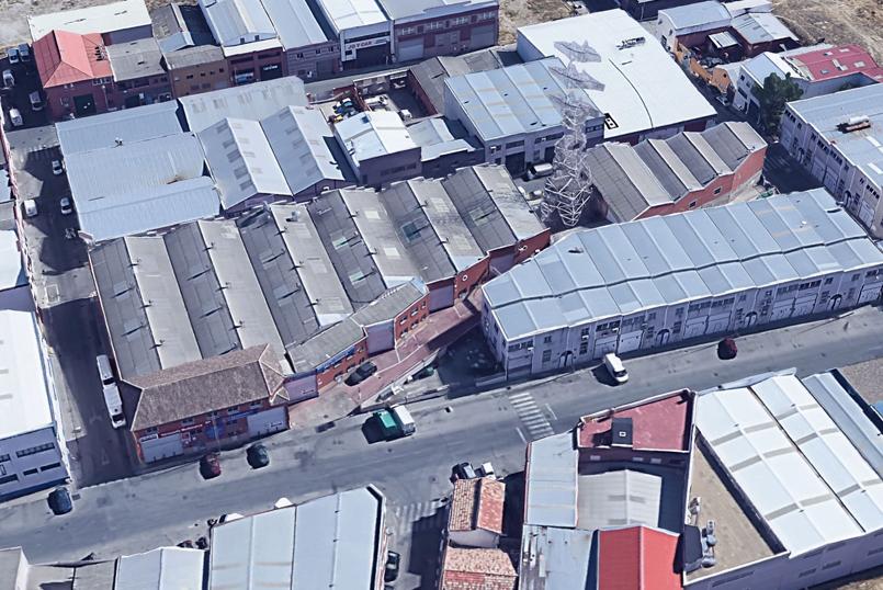 Calle Vereda de los Barros Espaciogeo