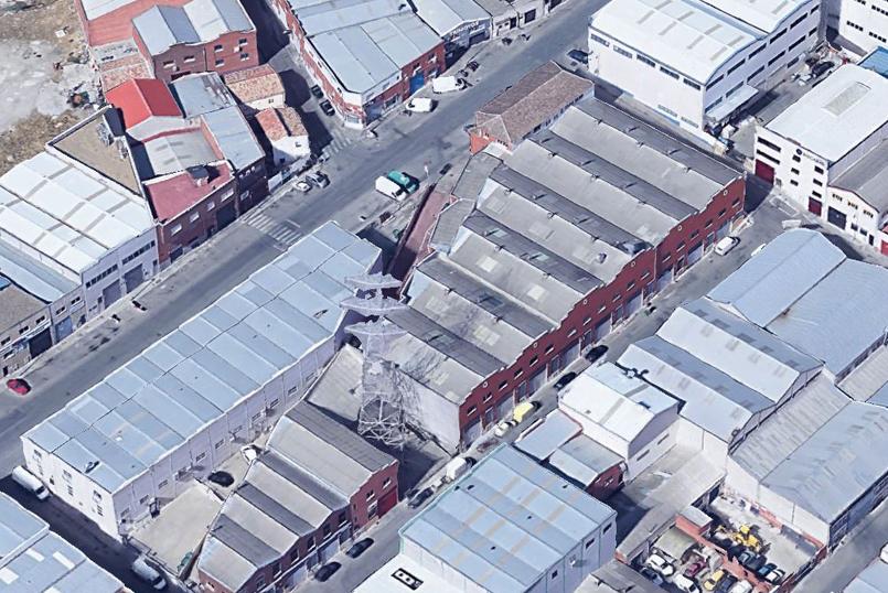 Calle Vereda de los Barros