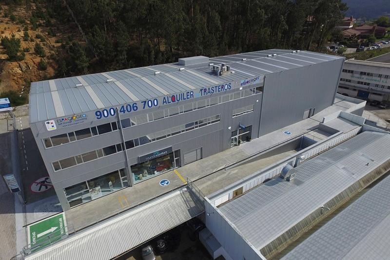 Exterior Centro Vigo